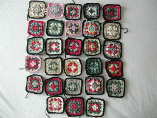 How to Crochet a Granny Square | eHow